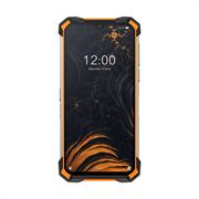 Смартфон Doogee Doogee S88 PRO Fire Orange, 6.3'' 1080x2340, 4x2,0GHz+4x2,1GHz, 8 Core, 6GB RAM, 128GB, up to 256GB flash, 21МП + 8МП + 8МП/16Mpix, 2 Sim, 2G, 3G, LTE, BT, Wi-Fi, NFC, GPS, Type-C, 10000 мА·ч, Android 10, 372 г, 171,6 ммx85,4 ммx18.7 мм