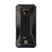 Смартфон Doogee Doogee S95 Pro Super Mineral Black, 6.3'' 1080x2160, 2x2,2 ГГц+ 6x2,0 ГГц, 8 Core, 8GB RAM, 128GB, up to 256GB flash, 48 МП + 8 МП + 8МП/16Mpix, 2 Sim, 2G, 3G, LTE, BT, Wi-Fi, NFC, GPS, Type-C, 5150 мА·ч, Android 9.0, 285 г, 168 ммx79,3 мм