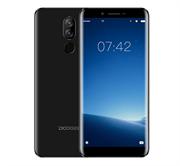 Смартфон Doogee Doogee X60L Black, 5.5'' 1280x640, 1.3GHz, 4 Core, 2GB RAM, 16GB, 13Mpix+8Mpix/8Mpix, 2 Sim, 2G, 3G, LTE, BT, Wi-Fi, GPS, Micro-USB, 3300mAh, Android 7.0, 151.9х70.8х 9.35, считыватель отпечатков пальцев
