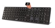 Клавиатура Genius SlimStar 126 Black USB