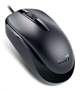 Мышь Genius DX-120, USB (чёрная, оптическая 1000dpi)