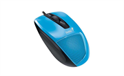 Мышь Genius DX-150X, USB (голубая/чёрная, оптическая 1000dpi)