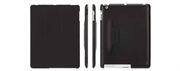 Чехол Griffin Чехол IntelliCase for iPad 2/3/4, Black