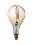 Лампа светодиодная Hiper HIPER LED VINTAGE FILAMENT A160 8W 720Lm E27 160300 1800K AMBER