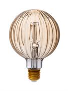 Лампа светодиодная Hiper HIPER LED DECO FILAMENT BALOON 6W 720Lm E27 102148 1800K AMBER