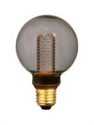 Лампа светодиодная Hiper HIPER LED VEIN G80 4.5W 150Lm E27 2000K Smoky 3-STEP dimmable
