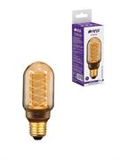 Лампа светодиодная Hiper HIPER LED VEIN T45 4W 300Lm E27 1800K Amber