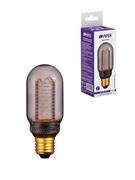 Лампа светодиодная Hiper HIPER LED VEIN T45 4W 150Lm E27 2000K Smoky