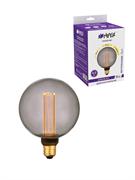 Лампа светодиодная Hiper HIPER LED VEIN G125 4.5W 150Lm E27 2000K Smoky 3-STEP dimmable