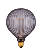 Лампа светодиодная Hiper HIPER LED VEIN G125T 4.5W 150Lm E27 2000K Smoky 3-STEP dimmable