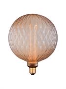 Лампа светодиодная Hiper HIPER LED VEIN G200 4W 250Lm E27 2000/3000/4000K Amber