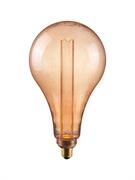 Лампа светодиодная Hiper HIPER LED VEIN A165D 4W 250Lm E27 2000/3000/4000K Amber