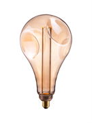 Лампа светодиодная Hiper HIPER LED VEIN CA165 4W 250Lm E27 2000/3000/4000K Amber