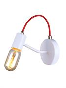 Светильник Hiper E27х1х60Вт Белый с золотом H002-1