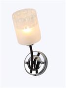 Светильник Hiper E27х1х60Вт черный/Хром H010-1