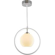 Светильник Hiper LED + 1хЕ27х60Вт Белый H018-1