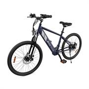 ". HIPER Электровелосипед HIPER Engine B63, 26"" колеса, 250 Вт мотор, 288 Втч батарея, амортизатор переднего колеса, алюминивая рама"