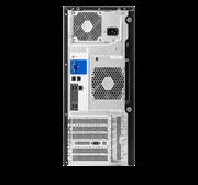 Сервер HPE ML110 Gen10, 1x 3204 Xeon-B 6C 1.9GHz, 1x16GB-R DDR4, S100i/ZM (RAID 0,1,5,10) noHDD (4 LFF 3.5'' NHP) 1x550W NHP NonRPS, 2x1Gb/s, noDVD, iLO5, Tower-4,5U, 3-3-3