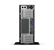 "Сервер HPE ML350 Gen10, 1(up2)x 4214R Xeon-S 12C 2.4GHz, 1x32GB-R DDR4, P408i-a/2GB (RAID 1+0/5/5+0/6/6+0/1+0 ADM) noHDD (8/24 SFF 2.5"" HP) 1x800W (up2), 4x1Gb/s, noDVD, iLO5, Tower-4U, 3-3-3"