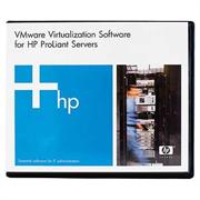 Сертификат на получение ПО HPE VMw vSphere Adv 1P 1yr9x5 Nm Lic