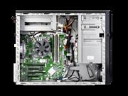 Сервер HPE ML30 Gen10, 1x Intel Xeon E-2224 4C 3.4GHz, 1x8GB-U DDR4, S100i/ZM (RAID 0,1,5,10) noHDD (4/6 LFF 3.5'' NHP), 1x350W NHP NonRPS (up2x500), 2x1Gb/s, noDVD, iLO5, Tower-4U, 3-1-1