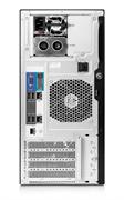 Сервер HPE ML30 Gen10, 1x Intel Xeon E-2224 4C 3.4GHz, 1x16GB-U DDR4, S100i/ZM (RAID 0,1,5,10) noHDD (4 LFF 3.5'' HP), 1x350W NHP NonRPS (up2x500), 2x1Gb/s, noDVD, iLO5, Tower-4U, 3-1-1
