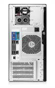 Сервер HPE ML30 Gen10, 1x Intel Xeon E-2234 4C 3.6GHz, 1x16GB-U DDR4, S100i/ZM (RAID 0,1,5,10) noHDD (4 LFF 3.5'' HP), 1x350W NHP NonRPS (up2x500), 2x1Gb/s, noDVD, iLO5, Tower-4U, 3-1-1