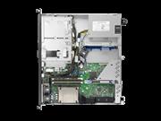 "Сервер HPE DL20 Gen10, 1x Intel Xeon E-2224 4C 3.4GHz, 1x16GB-U DDR4, S100i/ZM (RAID 0,1,5,10) noHDD (4/6 SFF 2.5"" HP), 1x500W (up2), 2x1Gb/s, noDVD, iLO5, Rack1U, 3-3-3"