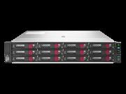 """Сервер HPE DL180 Gen10, 1(up2)x 4208 Xeon-S 8C 2.1GHz, 1x16GB-R DDR4, P408i-a/2GB (RAID 1+0/5/5+0/6/6+0/1+0 ADM) noHDD (12 LFF 3.5"""" HP) 1x500W (up2), 2x1Gb/s, noDVD, iLO5, Rack2U, 3-3-3"""