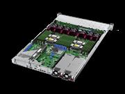 Сервер HPE DL360 Gen10, 1x 4208 Xeon-S 8C 2.1GHz, 1x16GB-R DDR4, S100i/ZM (RAID 0,1,5,10) noHDD (4 LFF 3.5'' HP) 1x500W (up2), 4x1Gb/s FLR, noDVD, iLO5, Rack1U, 3-3-3