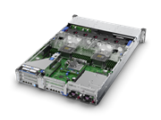 "Сервер HPE DL380 Gen10, 1x 3204 Xeon-B 6C 1.9GHz, 1x16GB-R DDR4, S100i/ZM (RAID 0,1,5,10) noHDD (8/15 LFF 3.5'' HP + 2 SFF 2.5"") 1x500W (up2), 4x1Gb/s FLR, noDVD, iLO5, Rack2U, 3-3-3"