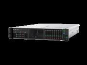 "Сервер HPE DL380 Gen10, 1x 5220 Xeon-G 18C 2.2GHz, 1x32GB-R DDR4, P408i-a/2GB (RAID 1+0/5/5+0/6/6+0/1+0 ADM) noHDD (8/24+6 SFF 2.5"" HP) 1x800W (up2), 2x 10/25GbE SFP28 FLR, noDVD, iLO5, Rack2U, 3-3-3"