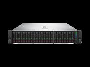 "Сервер HPE DL380 Gen10, 1(up2)x 4210R Xeon-S 10C 2.4GHz, 1x32GB-R DDR4, P408i-a/2GB (RAID 1+0/5/5+0/6/6+0/1+0 ADM) noHDD (24+6 SFF 2.5"" HP rear) 1x800W (up2), 4x1Gb/s 366FLR, noDVD, iLO5, Rack2U, 3-3-3"