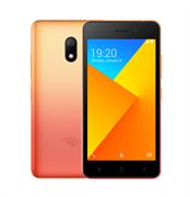 Смартфон Itel Gold, 5'' 854x480, 1.3GHz, 4 Core, 1GB RAM, 8GB, up to 32GB flash, 5Mpix/2Mpix, 2 Sim, 2G, 3G, GPS, A-GPS, Glonass, BT v4.2, WiFi 802.11 a/b/g/n, Micro-USB, 2050mAh, Android 8.1, 147g, 145 ммx73 ммx9,75 мм
