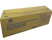 Блок девелопера Konica Minolta bizhub C654/C754/Pro C754 черный DV-711K ресурс 1200K