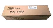 Контейнер для отработанного тонера Kyocera Бункер отработанного тонера WT-5190 для Kyocera TASKalfa 306ci/307ci/356ci