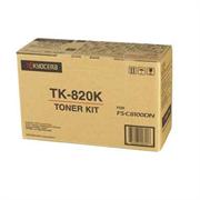 Картридж Kyocera Тонер-картридж TK-820K 15 000 стр. Black для FS-C8100DN