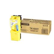 Картридж Kyocera Тонер-картридж TK-820Y 7 000 стр. Yellow для FS-C8100DN