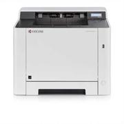 Принтер лазерный KYOCERA Цветной  P5026cdn (A4, 1200 dpi, 512Mb, 26 ppm, дуплекс, USB 2.0, Gigabit Ethernet), , продажа только с доп. тонерами TK-5240K, TK-5240C, TK-5240M, TK-5240Y