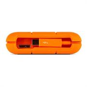 "Накопитель на жестком магнитном диске LaCie Внешний жесткий диск LaCie STFA4000400 4TB Rugged RAID Thunderbolt &  USB 3.0 2,5"""