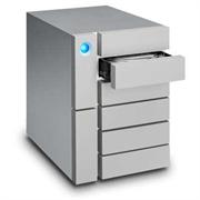 Накопитель на жестком магнитном диске LaCie Внешнее хранилище LaCie STFK48000400 48Tb LaCie 6big Thunderbolt 3 USB 3.1 TYPE C Silver
