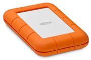 Накопитель на жестком магнитном диске LaCie Внешний жесткий диск LaCie STFS5000800 5TB Rugged Thunderbolt & USB C w integrated cable