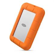 "Накопитель на жестком магнитном диске LaCie Внешний жесткий диск LaCie STGW4000800 4TB Rugged RAID Pro USB 3.1 TYPE C 1xSD Card slot 2,5"""