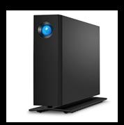 "Накопитель на жестком магнитном диске LaCie Внешний жесткий диск LaCie STHA10000800 10TB d2 Professional LRDMU03 3.5"" USB 3.1 TYPE C Black"