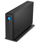 "Накопитель на жестком магнитном диске LaCie Внешний жесткий диск LaCie STHA14000800 14TB d2 Professional LRDMU03 3.5"" USB 3.1 TYPE C Black"