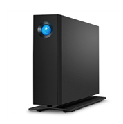 "Накопитель на жестком магнитном диске LaCie Внешний жесткий диск LaCie STHA4000800 4TB d2 Professional LRDMU03 3.5"" USB 3.1 TYPE C Black"