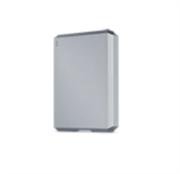 "Накопитель на жестком магнитном диске LaCie Внешний жесткий диск LaCie STHG4000402 4TB LaCie Mobile Drive 2.5"" USB 3.1 TYPE C Space Grey"