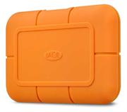 Накопитель на жестком магнитном диске LaCie Внешний жесткий диск LaCie STHR500800 500Gb LaCie Rugged SSD USB 3.1 TYPE C