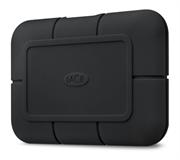 Накопитель на жестком магнитном диске LaCie Внешний жесткий диск LaCie STHZ1000800 1Tb LaCie Rugged SSD Pro THUNDERBOLT 3 + USB 3.1