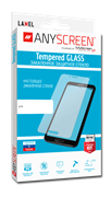 Пленка защитная Lamel закаленное стекло Tempered GLASS для Apple iPhone 5/5S/5C, ANYSCREEN